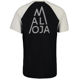 Maloja AlbanasM. Shortsleeve Multisport Jersey Herr moonless multi